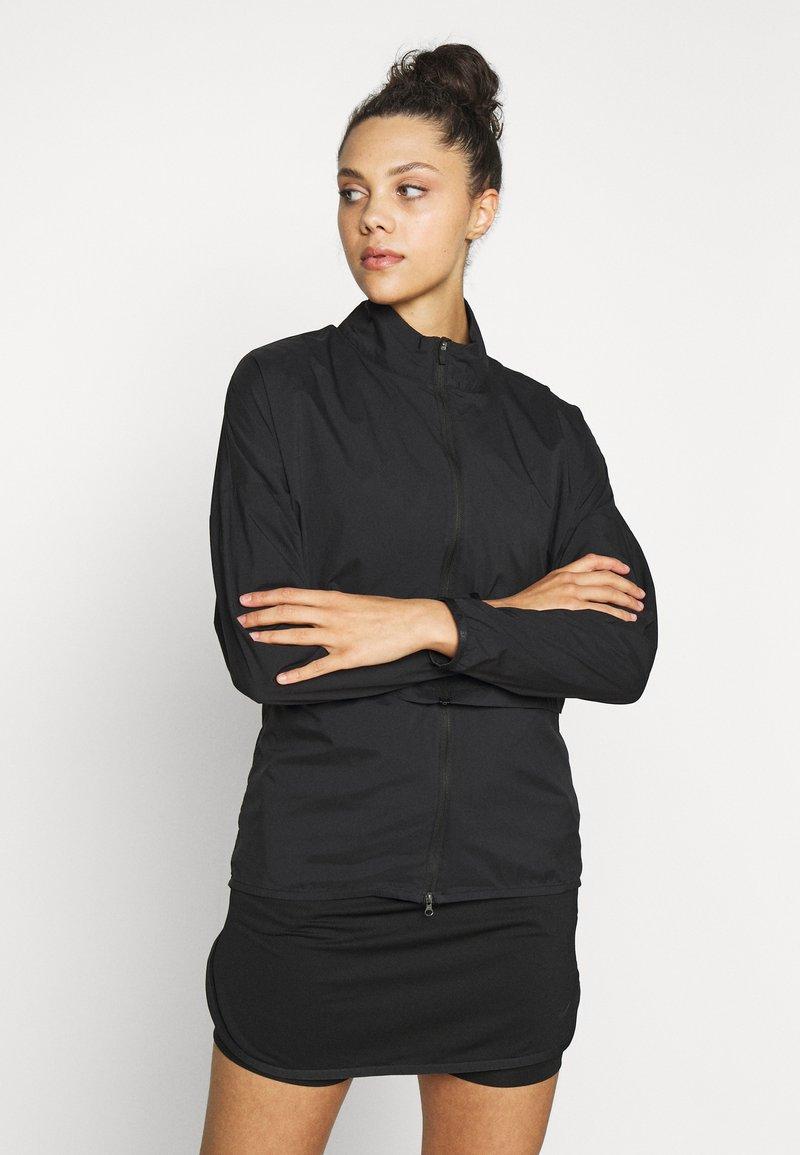 Nike Golf - REPEL ACE JACKET FULL ZIP 2-IN-1 - Sportovní bunda - black