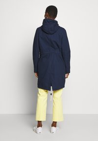 Q/S designed by - MANTEL - Parka - navy - 2