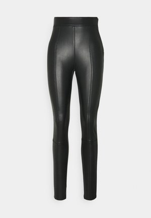 TALL SARA - Leggingsit - black