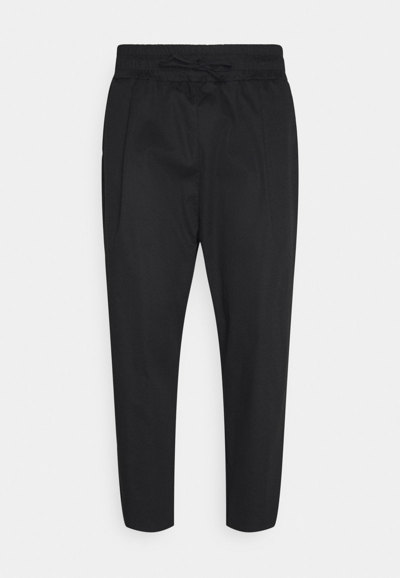 Family First - PANTS LONG - Trousers - black