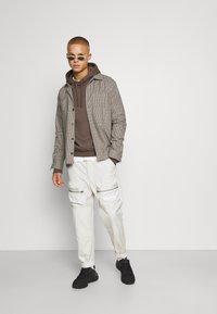 Nike Sportswear - CLUB HOODIE - Felpa - ironstone - 1