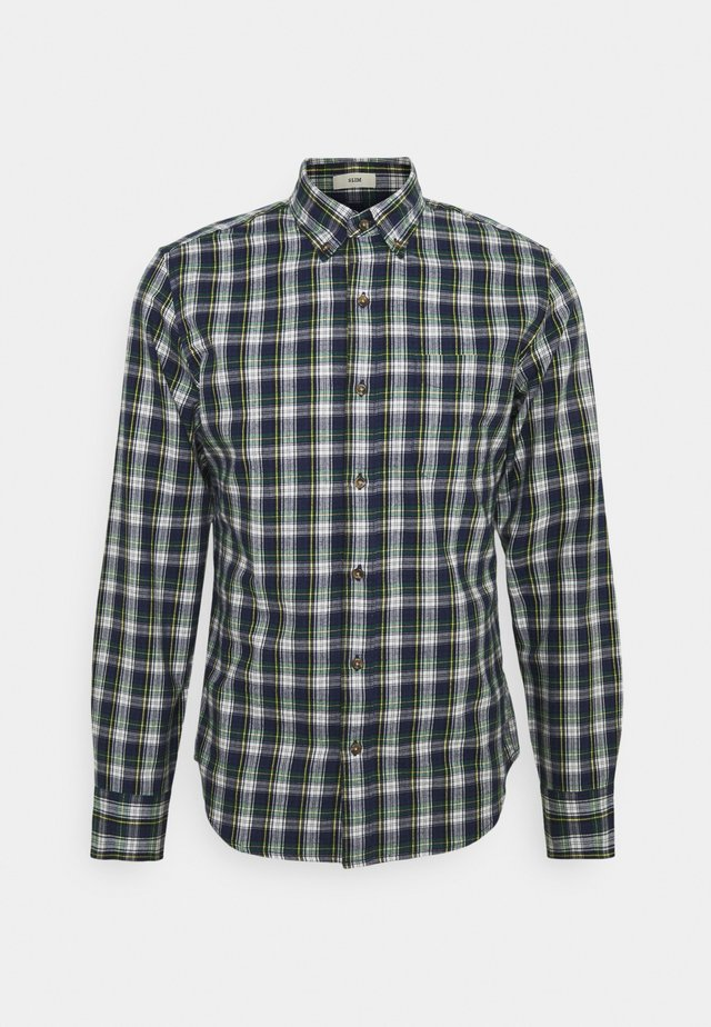 SHIRTS SEASONAL - Shirt - campbell tartan/heather blue
