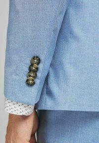 Jack & Jones PREMIUM - SLIM FIT - Blazer jacket - chambray blue - 5