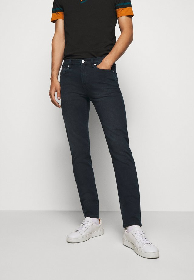 MENS SLIM FIT - Jean slim - dark-blue denim