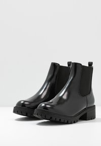 4th & Reckless - Kotníkové boty - black - 4