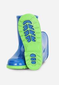 Ladeheid - Wellies - blue/green - 4