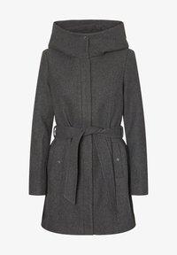 Vero Moda - Trenchcoat - dark grey melange - 4