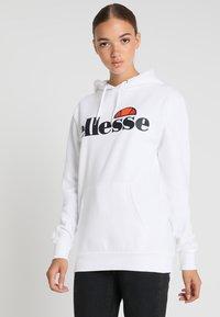 Ellesse - TORICES - Hoodie - optic white - 0