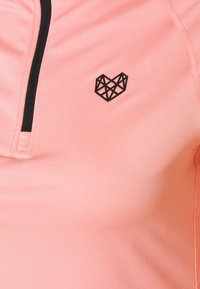 Pink Soda - ENCINO HALF ZIP - Sports shirt - pink - 2