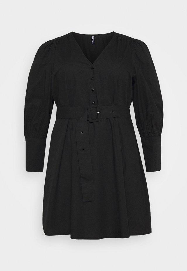 PCSEBORAH DRESS - Vestito estivo - black