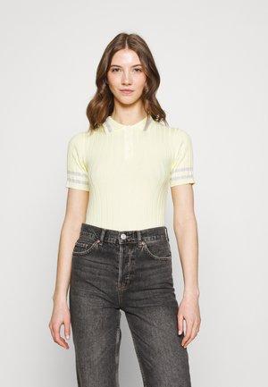 Polo shirt - yellow