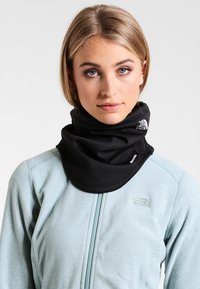 The North Face - WINDWALL NECK GAITER - Tubhalsduk - black - 1