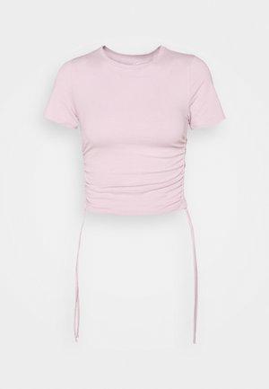 TEE CHAIN - T-shirt imprimé - light pink