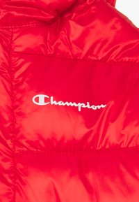 Champion - LEGACY OUTDOOR HOODED JACKET UNISEX - Zimní bunda - red - 2