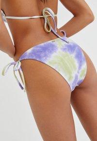PULL&BEAR - Bikini pezzo sotto - green - 5