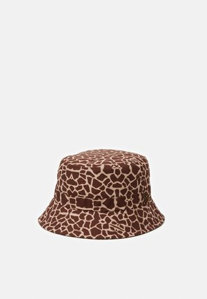 GIRAFFE BUCKET KIDS - Sombrero - light brown