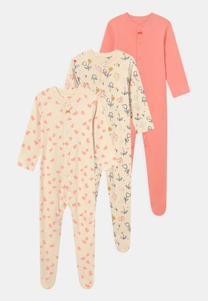 BABY NAUTICAL 3 PACK - Sleep suit - multi