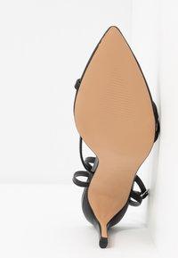RAID - ROSIE - High heeled sandals - black - 6