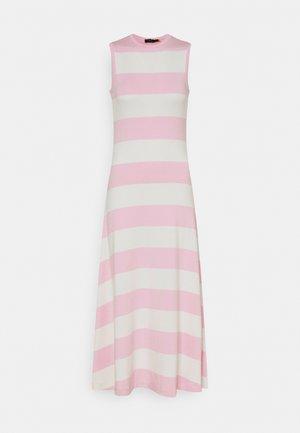 PIMA - Maxi šaty - bathpink/ deckwas