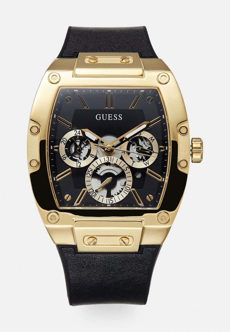 Guess - MENS TREND - Chronograph watch - black
