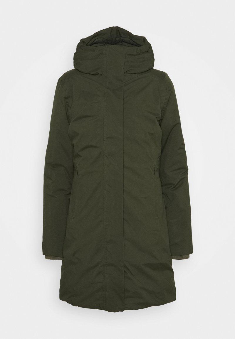 Regatta - WOMENS YEWBANK - Winter jacket - dark khaki
