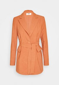 DELLA - Short coat - light rust