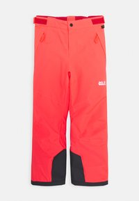 Jack Wolfskin - GREAT SNOW PANTS KIDS - Skibroek - flashing pink - 2