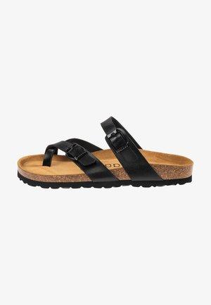 Pool shoes - black