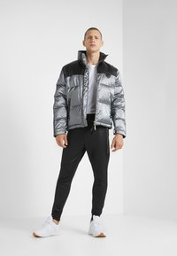 John Richmond - JACKET HAMMOS - Dunjakker - silver/black - 1