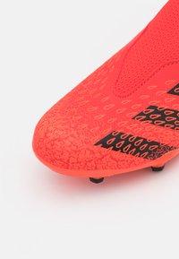adidas Performance - PREDATOR FREAK .3 LL FG UNISEX - Kopačky lisovky - red - 5