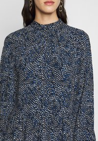 YAS Tall - YASSOFFI LONG DRESS - Kjole - twilight blue - 5