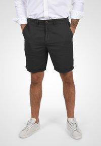 Solid - LORAS - Shorts - black - 0