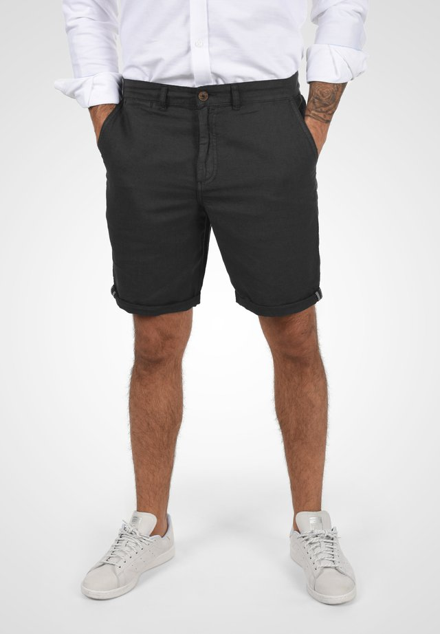 LORAS - Shorts - black