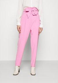 Custommade - PINJA - Trousers - sweet lilac - 0