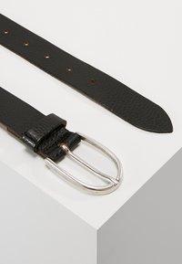 Vanzetti - Belte - black - 2