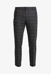 SALTLEY TURN UP  - Trousers - grey