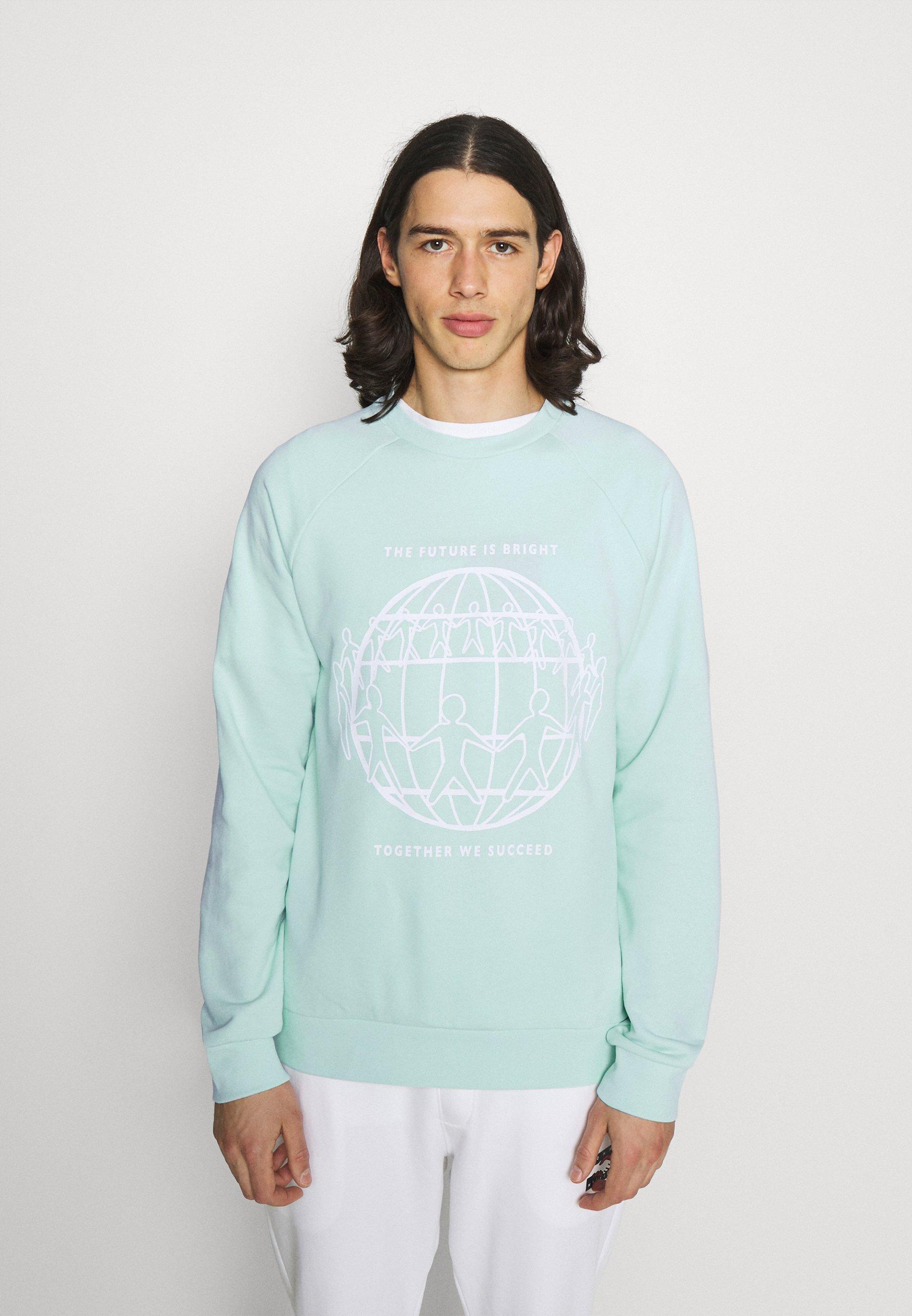 Men ONE PLANET CREWNECK UNISEX - Sweatshirt