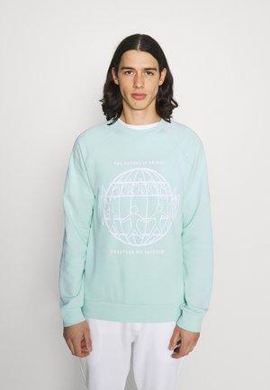 ONE PLANET CREWNECK UNISEX - Sweatshirt - oxygen