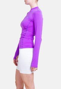 SPORTKIND - Sports shirt - lila - 2