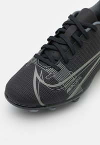 Nike Performance - MERCURIAL JR VAPOR 14 CLUB FG/MG UNISEX - Chaussures de foot à crampons - black/iron grey - 5