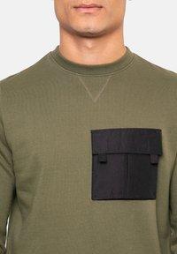 Threadbare - FIN - Sweatshirt - khaki - 3