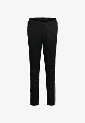 LOGOTAPE - Tracksuit bottoms - black