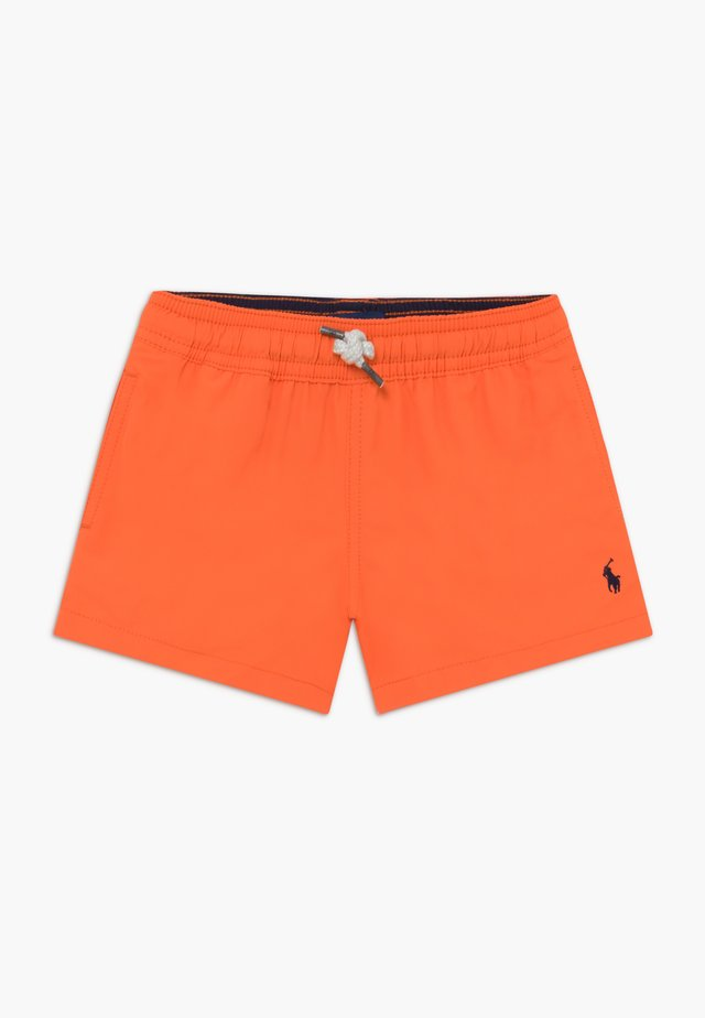 TRAVELER SWIMWEAR - Short de bain - bright signal orange