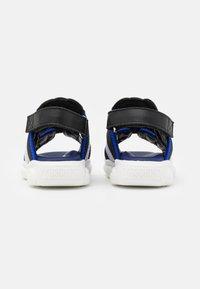 MOSCHINO - UNISEX - Sandals - blue/black - 2