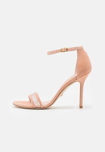 ADRIANNA - Sandalen - poudre/light pink