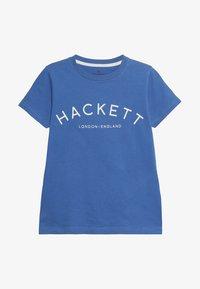 Hackett London - T-shirts print - blue - 2