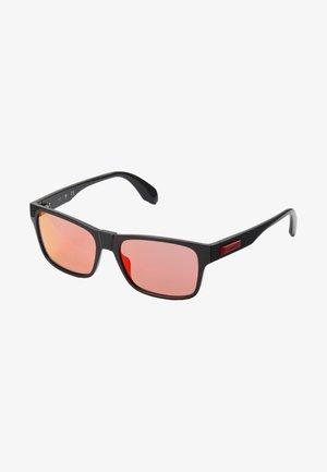 Gafas de sol - black/bordeaux