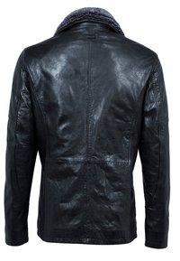 deercraft - Leather jacket - black - 1