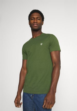 SHORT SLEEVE - T-shirt basic - dried herb
