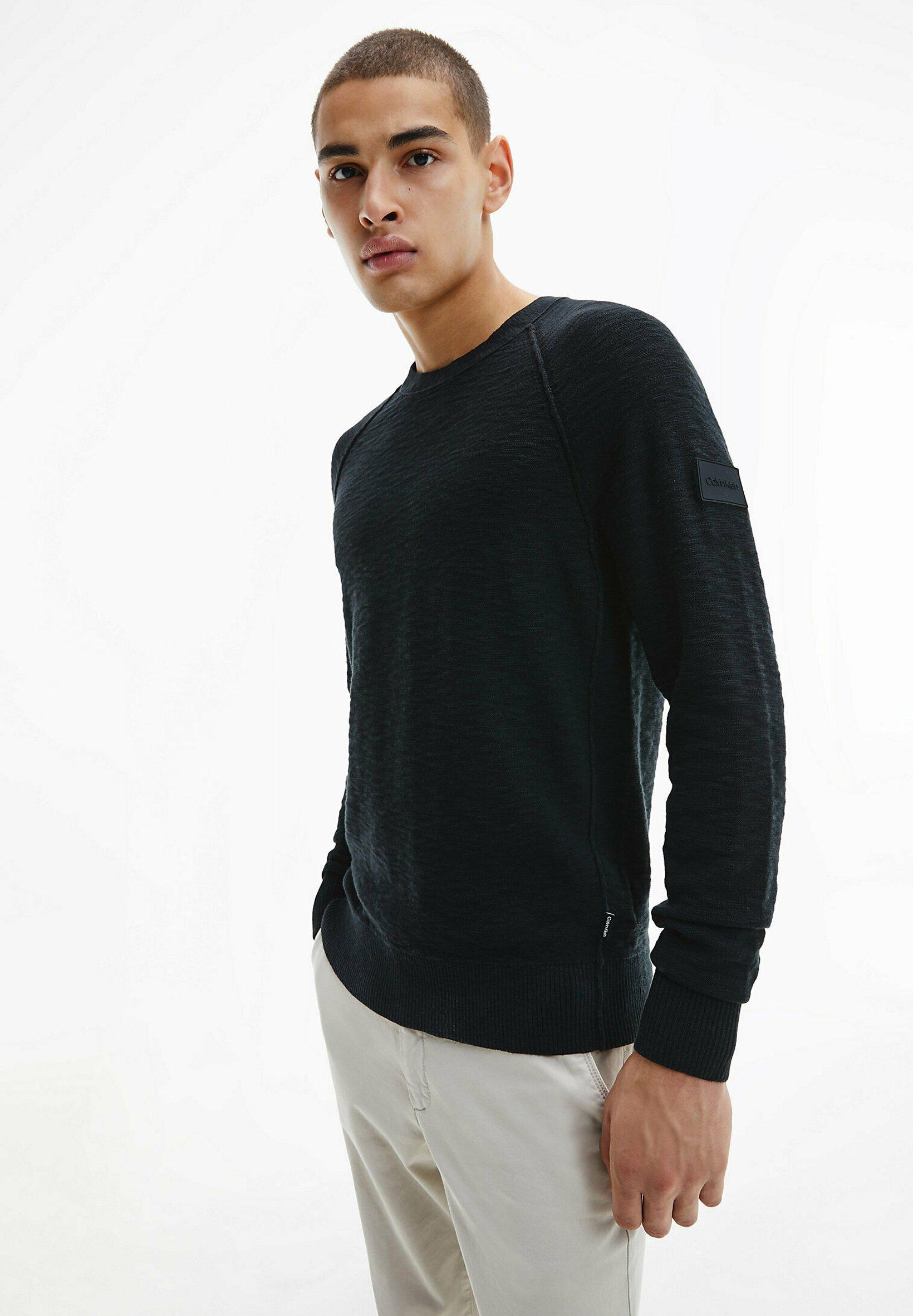 Homme SLUB  - Pullover